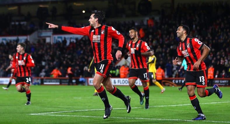 AFC Bournemouth - Arsenal Londyn