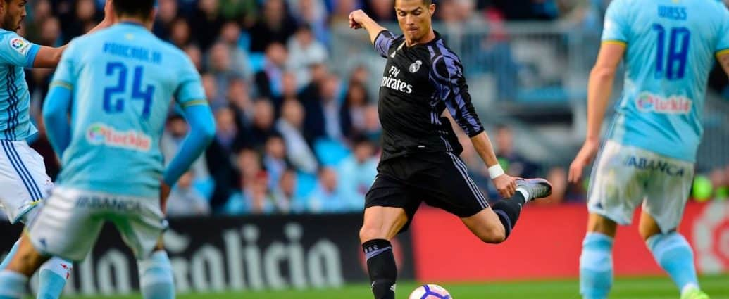 Celta Vigo postawi się Realowi Madryt