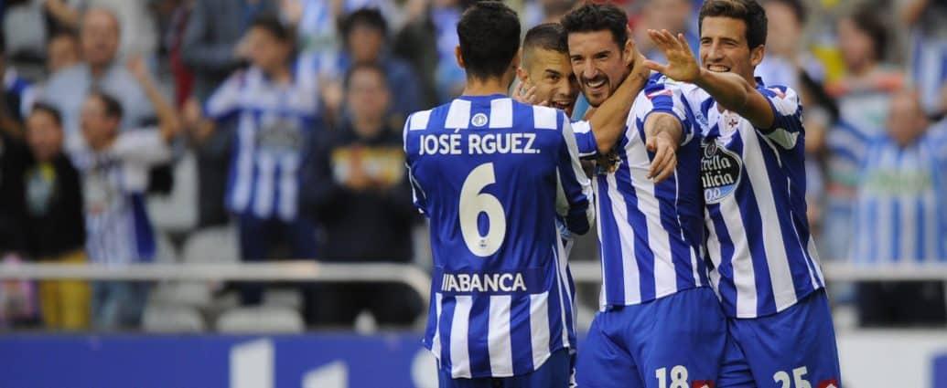 Deportivo La Coruña - Valencia CF