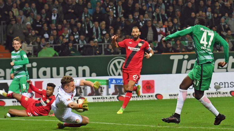Bayer 04 Leverkusen - Werder Brema