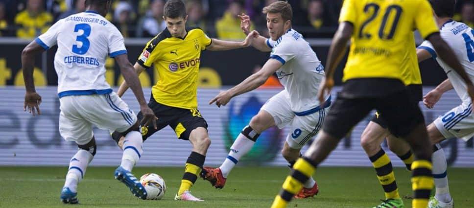 10.02 Bundesliga - Borussia Dortmund - Hamburger SV - Piszczek znów strzeli gola a Borussia wygra? Zobacz jakie są szanse na wygraną.