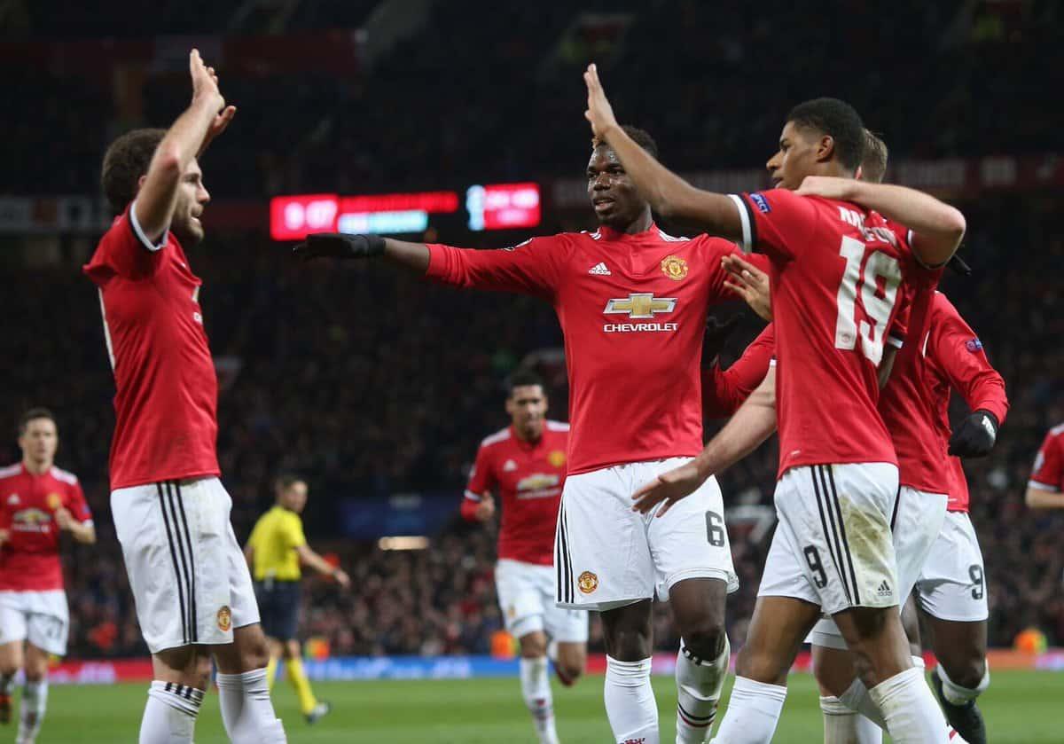 Sevilla vs Manchester Utd