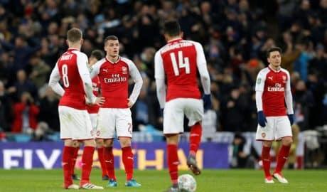 Arsenal vs Milan