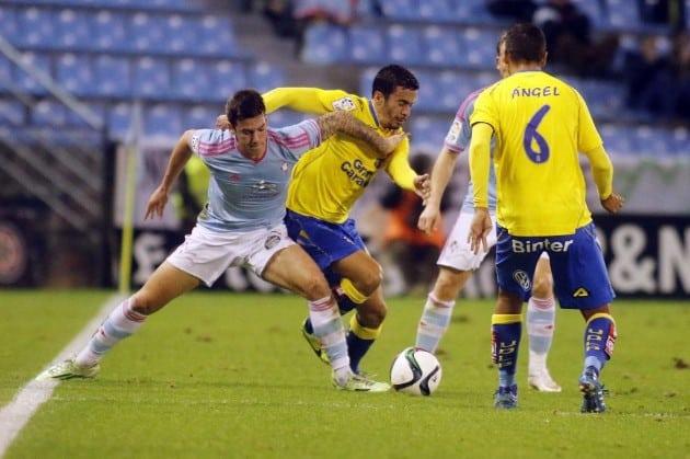 Celta Vigo vs Las Palmas