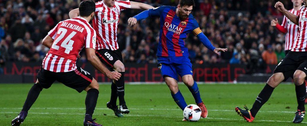 FC Barcelona vs Athletic Bilbao
