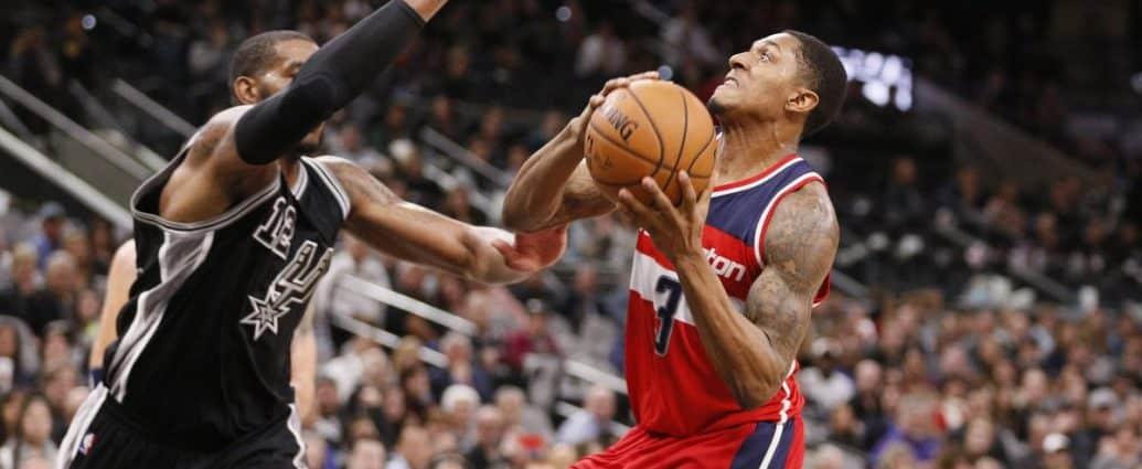 Washington Wizards vs San Antonio Spurs