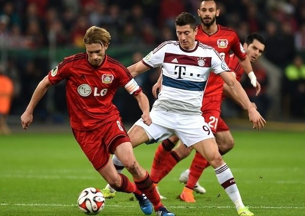 Bayer Leverkusen vs Bayern Monachium