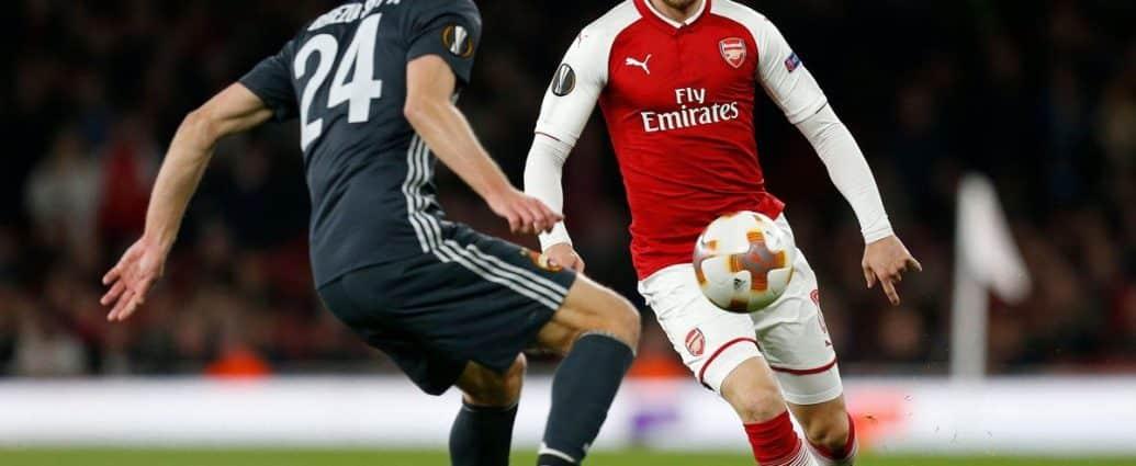 CSKA Moskwa vs Arsenal