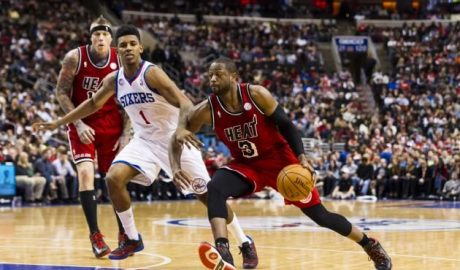 Miami Heat vs Philadelphia 76ers