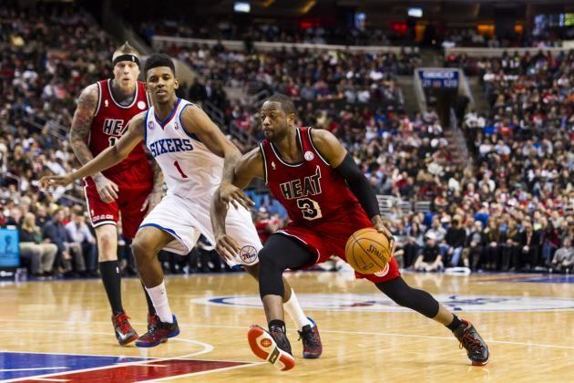Miami Heat vs Philadelphia 76ers