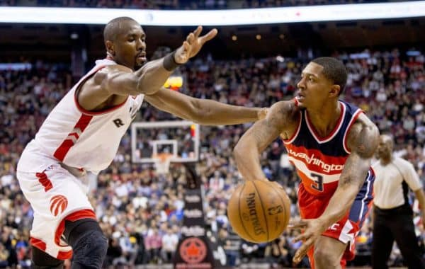Washington Wizards vs Toronto Raptors
