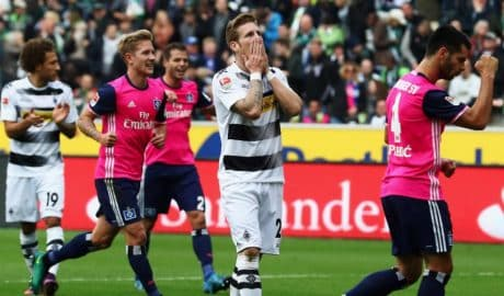 Hamburger SV vs Borussia M'gladbach