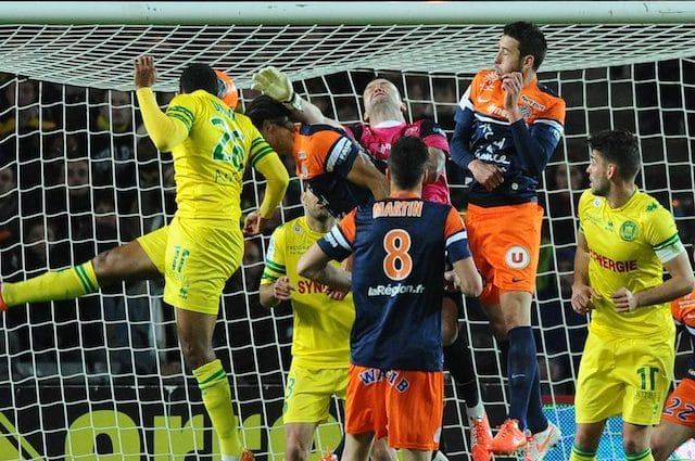 Nantes vs Montpellier