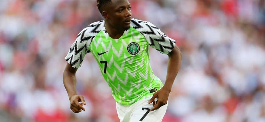 Czechy vs Nigeria