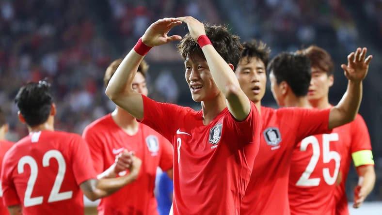 Korea Południowa vs Senegal