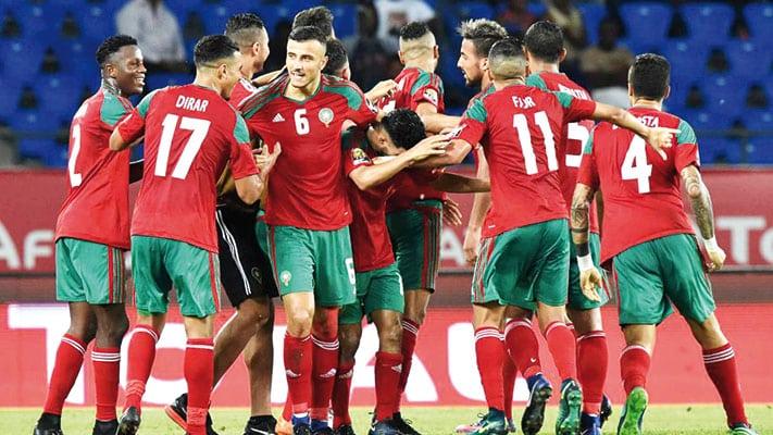 Maroko vs Iran