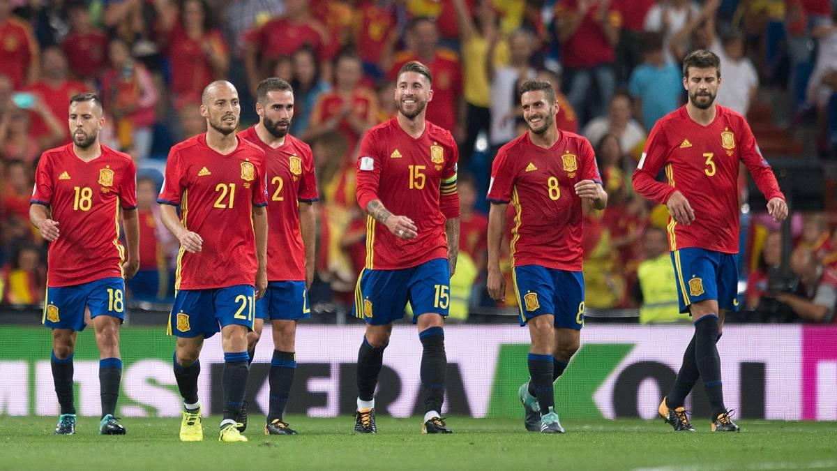 Rosja vs Hiszpania