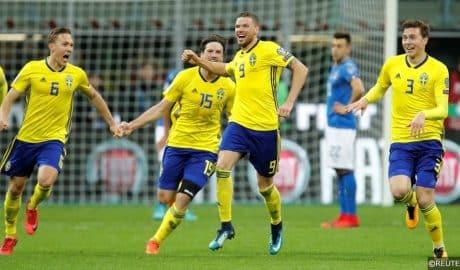 Szwecja vs Korea Południowa