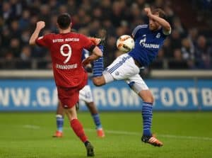 Schalke vs Bayern Monachium