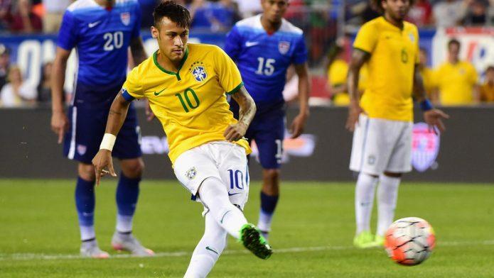 USA vs Brazylia